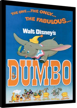 Dumbo - The Fabulous Uramljeni poster