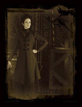 Penny Dreadful - Sepia uokvireni plakat - pleksi