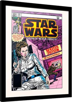 Uokvireni poster Star Wars - Golrath Never Forgets