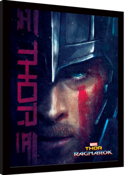 Thor Ragnarok - Thor Uramljeni poster