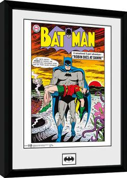 Batman Comic - Robin Dies At Dawn Uokvirjeni plakat