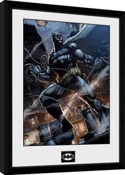 Batman Comic - Rope Uokvirjeni plakat