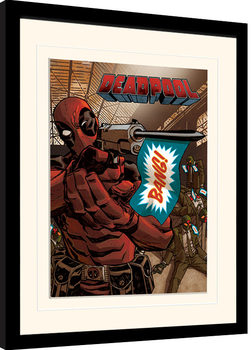 Deadpool - Bang Uokvirjeni plakat
