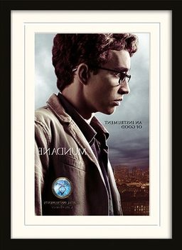 THE MORTAL INSTRUMENTS CITY OF BONES – simon uokvirjen plakat-pleksi