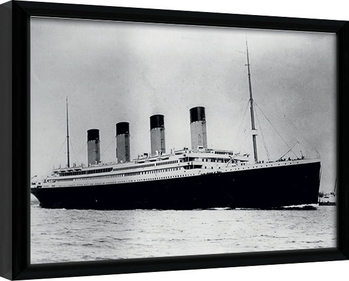 Titanic (2) Uokvirjeni plakat