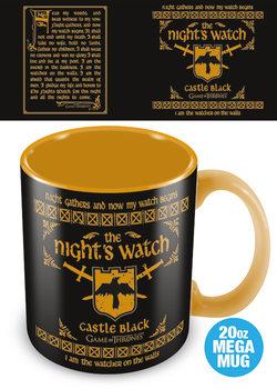Cană Urzeala tronurilor - The Nights Watch