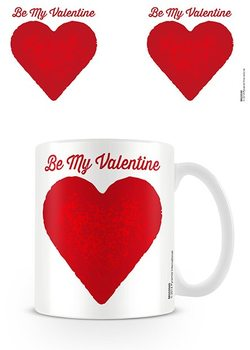 Mugg Valentine's Day - Be My Valentine