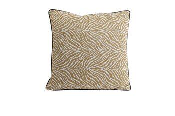 Vankúšik Vankúš Zebra - Brown-White