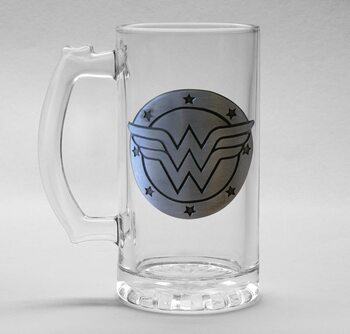 Vannglass DC Comics - Wonder Woman