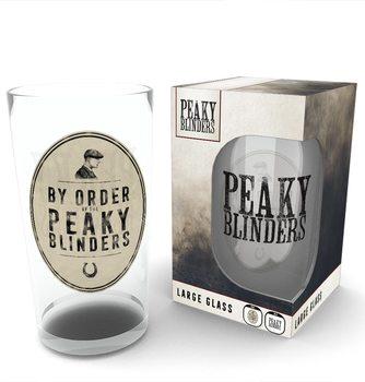 Vannglass Peaky Blinders - By Order Of
