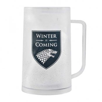 Vaso  Game Of Thrones - Winter Is Coming