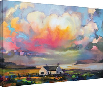 Vászon Plakát Scott Naismith - Duirinish Skye