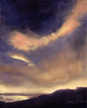 Vászonkép Butterfly Clouds, 2002