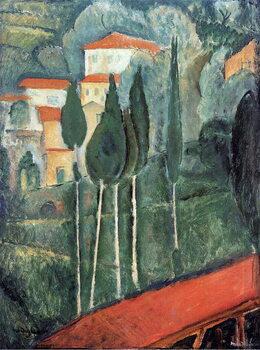 Vászonkép Landscape