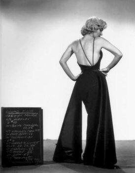 Vászonkép Marilyn Monroe