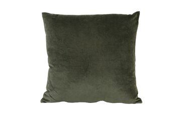 Vzglavnik Cushion Khios - Velvet Army Green
