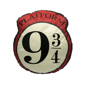 Vzglavnik Harry Potter - Platform 9 3/4