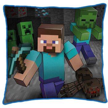 Vzglavnik Minecraft - Steve