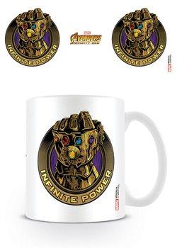 Taza Vengadores Infinity War - Infinity Power
