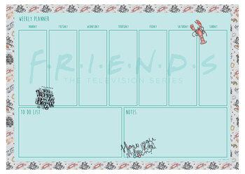 Ugentlig kalender Venner - Marl