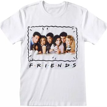 T-shirt Venner - Milkshakes