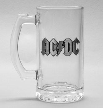 AC/DC - Logo Verre