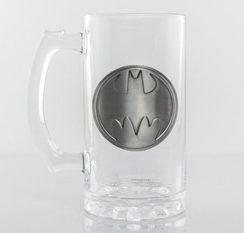 DC Comics - Batman Logo Verre