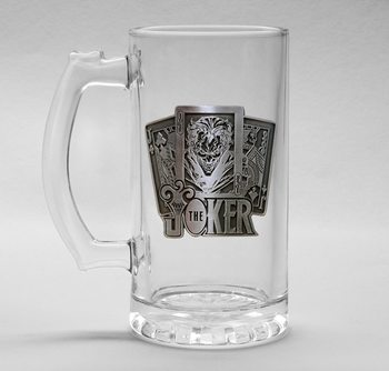 DC Comics - The Joker Verre