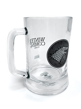Verre Game of Thrones - House Stark
