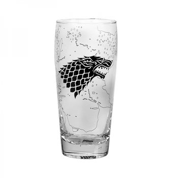 Verre Game of Thrones - King In The North