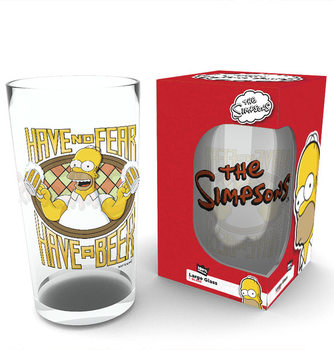 Les Simpson - Have A Beer Verre