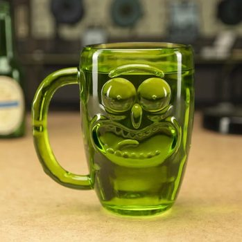 Rick & Morty - Pickle Rick Verre