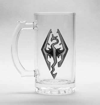 Skyrim Dragon - Symbol Verre