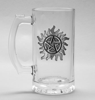 Supernatural - Anti-Possession Verre