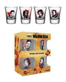 The Walking Dead - Characters Verre