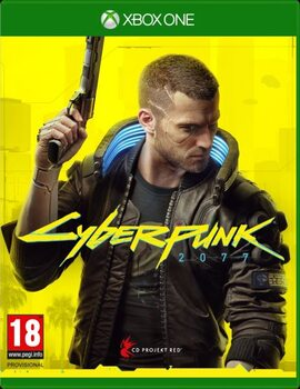 Videojáték Cyberpunk 2077 (XBOX ONE)