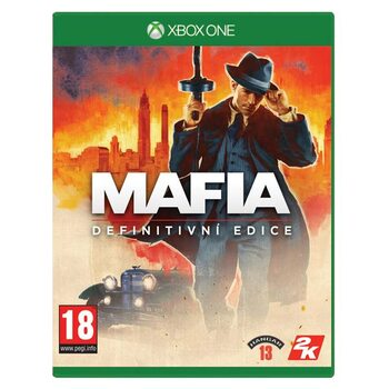 Videojáték Mafia I Definitive Edition (XBOX ONE)