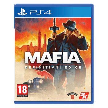 Videojuegos Mafia I Definitive Edition (PS4)