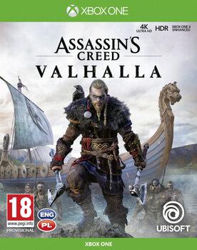 Videospel Assassin's Creed Valhalla (XBOX ONE)