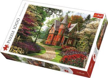 Puzzle Viktoriánská vila