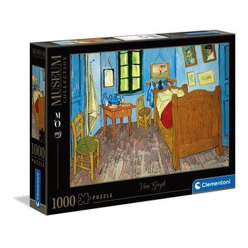 Puzzel Vincent Van Gogh - Bedroom in Arles