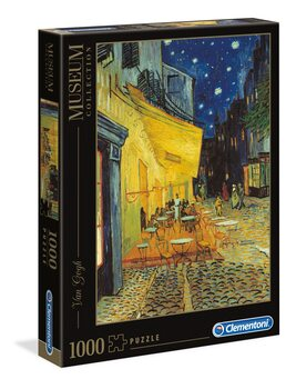 Puslespill Vincent Van Gogh - Terrazza del caffè