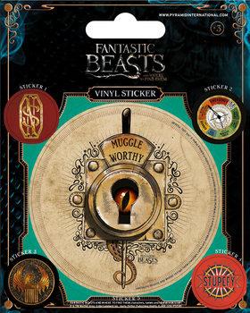 Fantastic Beasts Vinilne nalepka