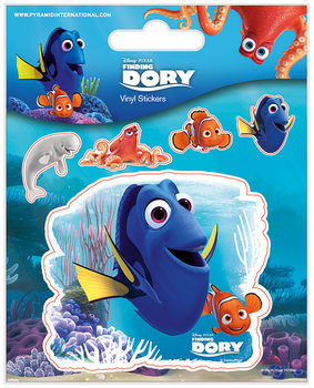 Finding Dory - Characters Vinilne nalepka