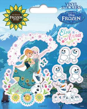 Frozen Fever Vinilne nalepka