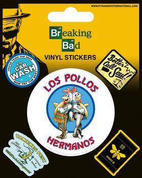 Breaking Bad - Los Pollos Hermanos Vinilna naljepnica