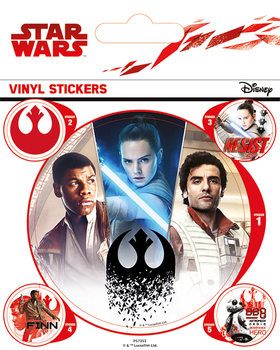 Star Wars The Last Jedi - Rebels Vinilna naljepnica