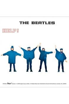 BEATLES - help Vinylklistermärken