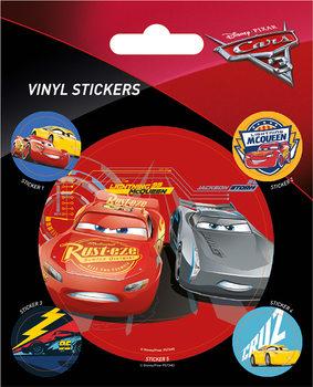 Bilar 3 - Racing Vinylklistermärken