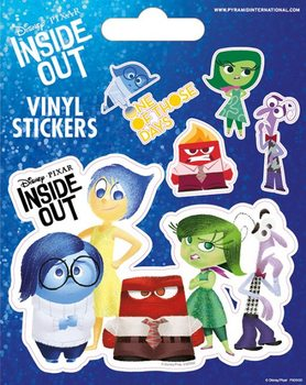 Insidan ut Vinylklistermärken